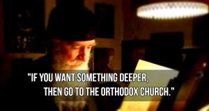 Fr. Nikon - Journey to Orthodoxy