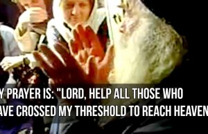 Fr. Proclu - Blessing