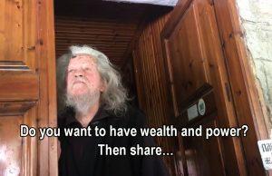 Elder Gabriel - Lay up for yourselves treasures in Heaven