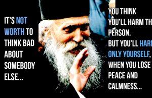 Fr. Tadej - Positive attitude