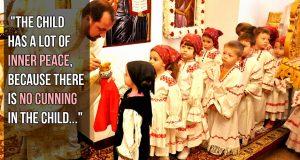 Bp. Iosif - It's children who should preach
