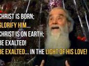 Fr. Constantin Galeriu - Christ is born