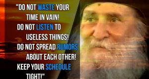Elder Joseph - Guard your mind