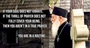 Fr. Gheorghe Calciu - Don't stop praying
