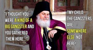 Fr Ephraim - Dialogue with an atheist