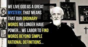 Fr. Dumitru Staniloae - Christian Poetry