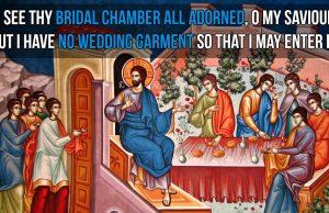 "Metropolitan Paul of Aleppo: ""I see Thy bridal chamber..."""