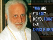 Metr George Khodr - Did you forget that Christ is Risen